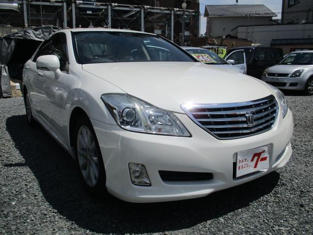 「トヨタ」「クラウン」「セダン」「静岡県」の中古車3