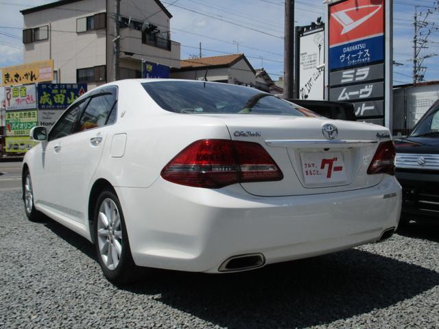 「トヨタ」「クラウン」「セダン」「静岡県」の中古車4