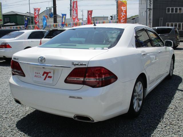 「トヨタ」「クラウン」「セダン」「静岡県」の中古車6
