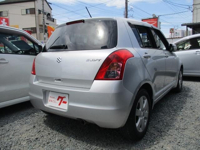 「スズキ」「スイフト」「コンパクトカー」「静岡県」の中古車4