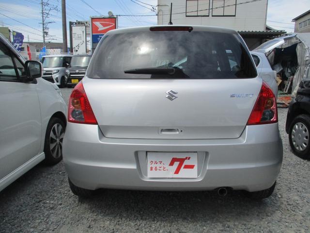 「スズキ」「スイフト」「コンパクトカー」「静岡県」の中古車5