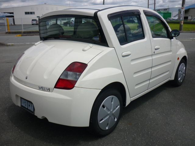 トヨタ WiLL Vi 最終13年12月モデル 禁煙車 ワンオーナー