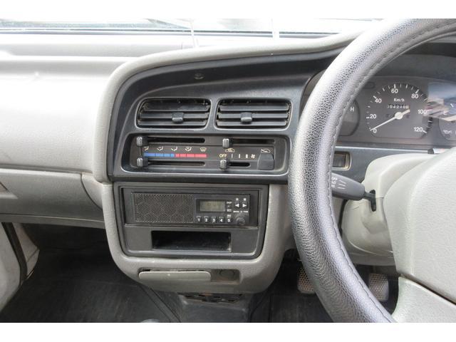 スズキ キャリイトラック KU 4WD