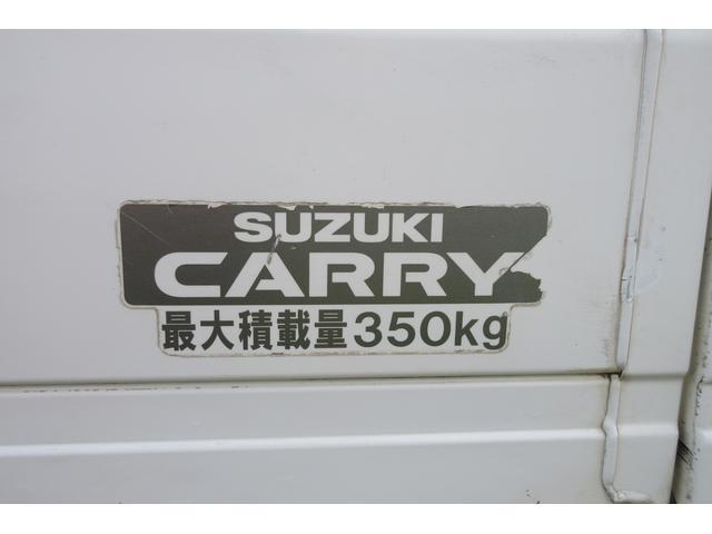 スズキ キャリイトラック KC 4WD エアコン パワステ