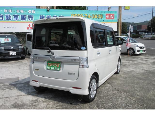 「ダイハツ」「タント」「コンパクトカー」「静岡県」の中古車7