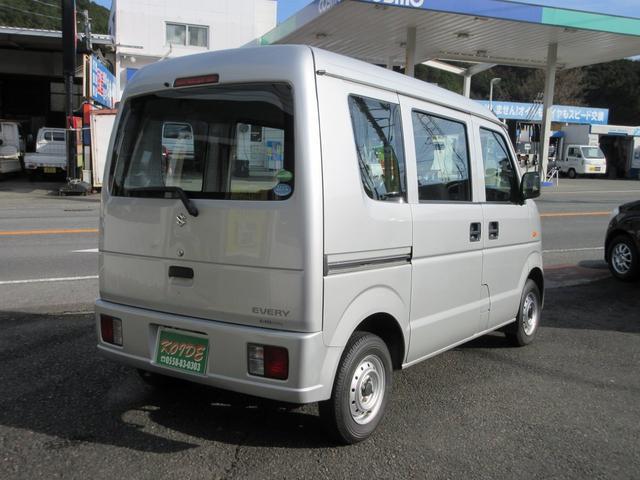 「スズキ」「エブリイ」「コンパクトカー」「静岡県」の中古車7