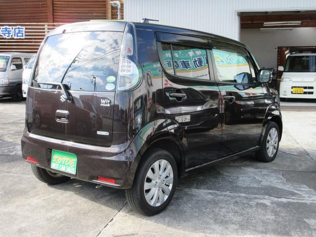 「スズキ」「MRワゴンWit」「コンパクトカー」「静岡県」の中古車7