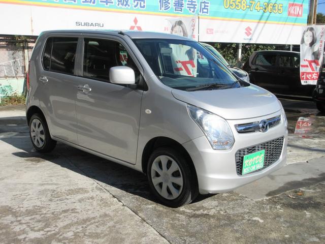 「マツダ」「フレア」「コンパクトカー」「静岡県」の中古車6