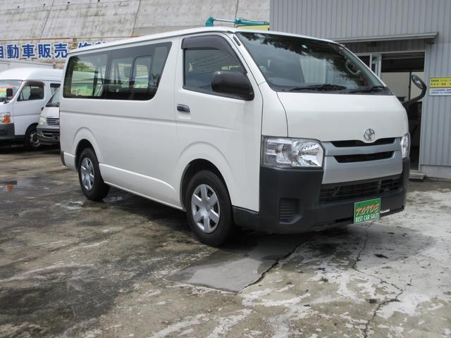 「トヨタ」「ハイエース」「その他」「静岡県」の中古車6