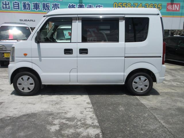 「スズキ」「エブリイワゴン」「コンパクトカー」「静岡県」の中古車5