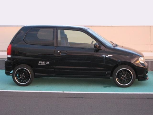 4WD新品タービン80馬力仕様 車庫調整サスキット(4枚目)
