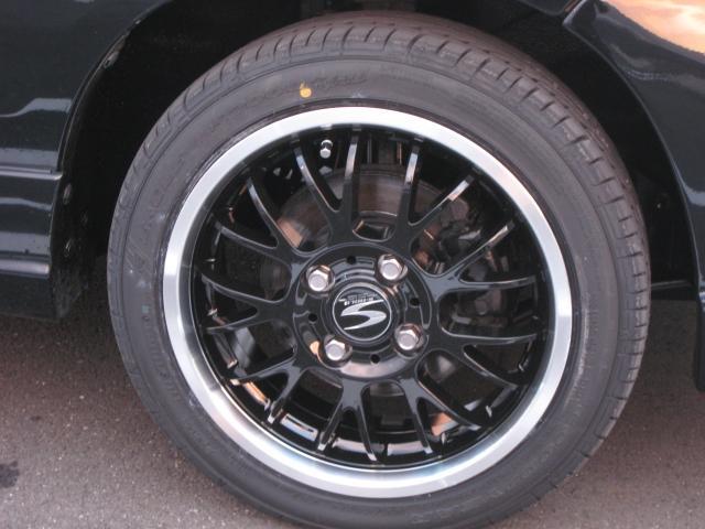4WD新品タービン80馬力仕様 車庫調整サスキット(8枚目)