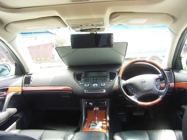 日産 シーマ 450XV オルデン20AW フルタップ式車高調 黒革 SR