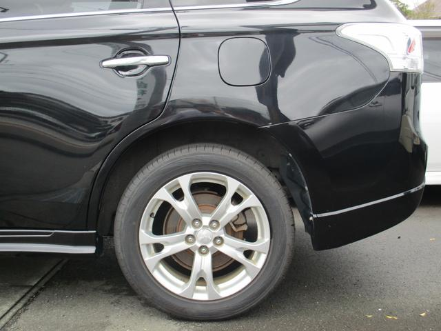 「三菱」「アウトランダー」「SUV・クロカン」「静岡県」の中古車7