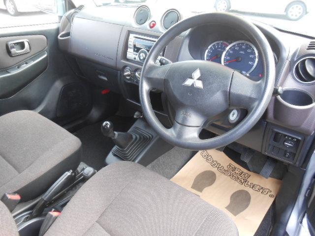 三菱 パジェロミニ VR ターボ 4WD 5MT 純正アルミ