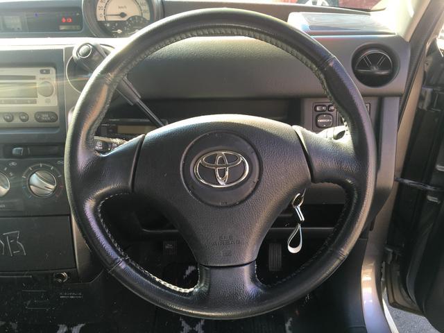 トヨタ bB Z Xバージョン 社外アルミ キーレス HID