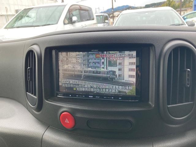 15X メモリーナビワンセグTV スマートキー プッシュスタート オートエアコン(4枚目)