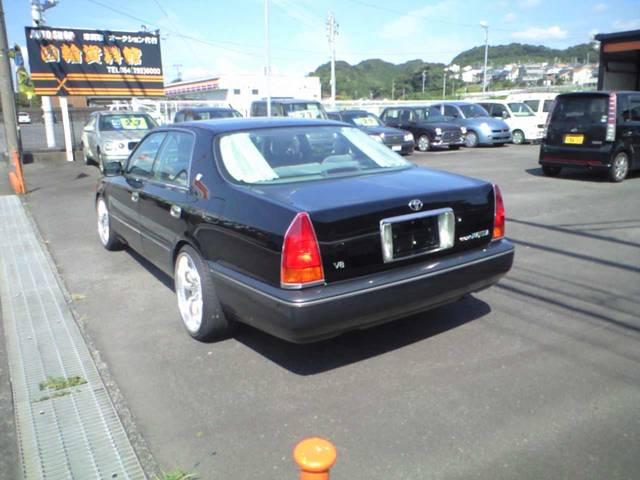 「トヨタ」「クラウンマジェスタ」「セダン」「静岡県」の中古車9