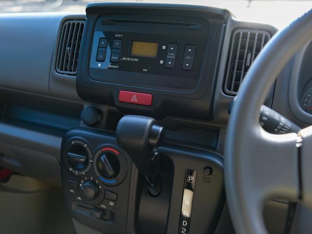 GX 禁煙車/エマージェンシーブレーキ/キーレス/全席パワーウインドウ/CD・ラジオ/オートライト リモコンキー CDチューナー 横滑り防止 パワーウィンドウ 両側スライド エアコン ABS 1オナ(36枚目)