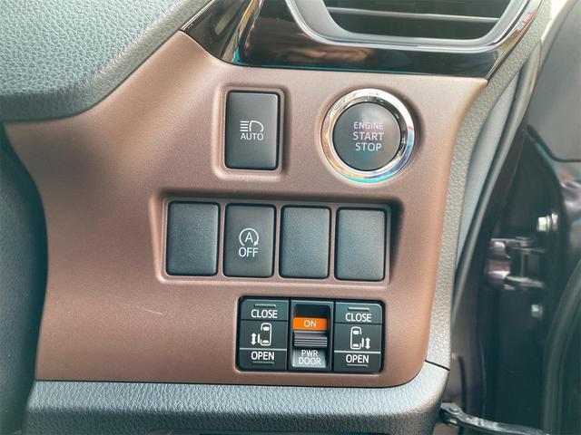Gi スマートキー&プッシュスタート/両側電動スライドドア/9インチSDナビ/DVD再生/Bluetooth/バックカメラ/ETC/7人乗り/シートヒーター/クルーズコントロール/オートマチックハイビーム(23枚目)