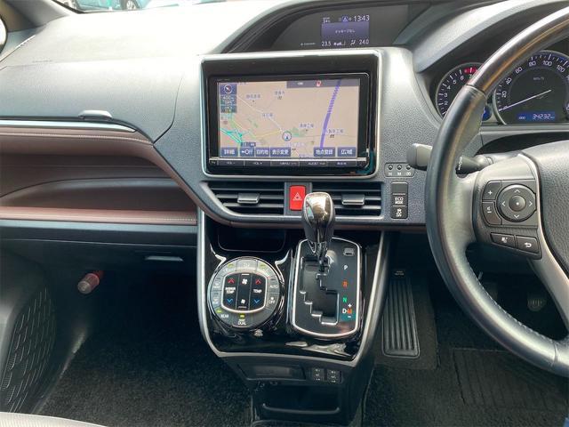 Gi スマートキー&プッシュスタート/両側電動スライドドア/9インチSDナビ/DVD再生/Bluetooth/バックカメラ/ETC/7人乗り/シートヒーター/クルーズコントロール/オートマチックハイビーム(36枚目)