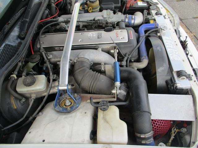トヨタ チェイサー ツアラーV 5速載替 サンルーフ