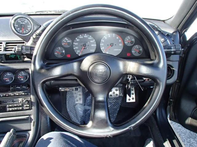 日産 スカイライン GT-Rワンオーナー車高調NISMOクイックシフトETC
