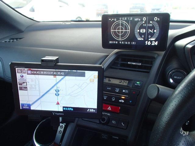 α6MT無限フルエアロ車高調LED赤革調SナビTVクルコン(16枚目)