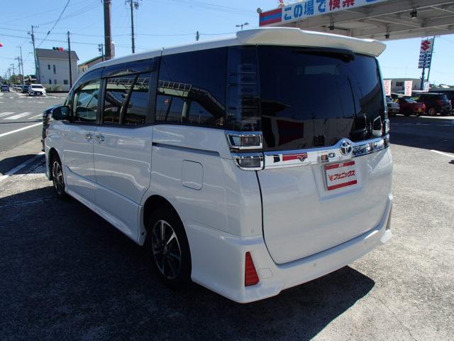 「トヨタ」「ヴォクシー」「ミニバン・ワンボックス」「静岡県」の中古車7