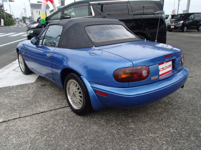 「その他」「ユーノスロードスター」「オープンカー」「静岡県」の中古車7
