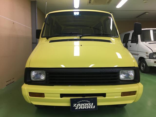 トヨタ デリボーイ 502