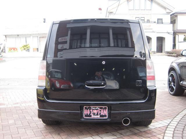 トヨタ bB ZXバージョン ローダウンサウンドカスタム