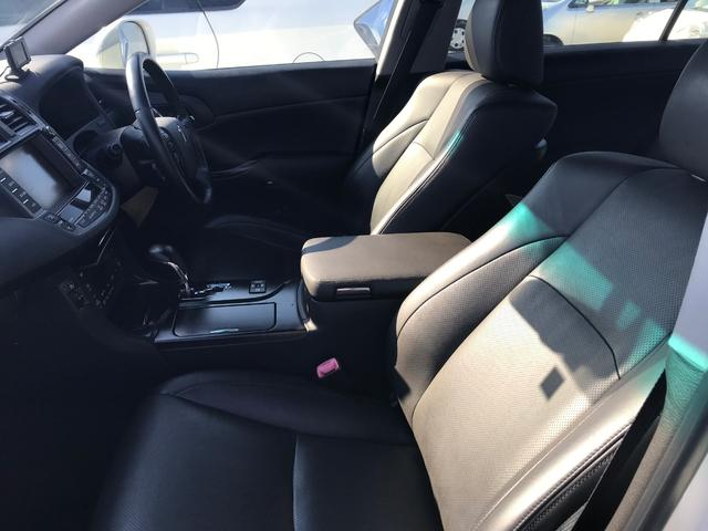 トヨタ クラウン 3.5アスリート +M スーパーチャージャー