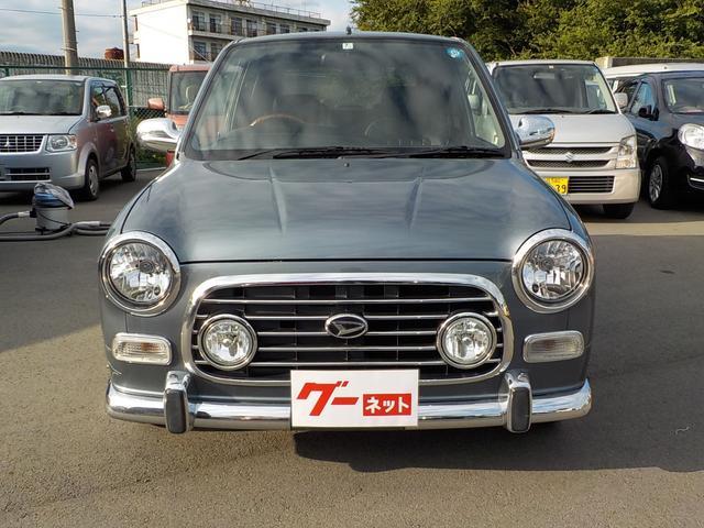 「ダイハツ」「ミラジーノ1000」「コンパクトカー」「静岡県」の中古車3
