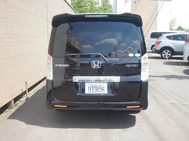 「ホンダ」「ステップワゴンスパーダ」「ミニバン・ワンボックス」「静岡県」の中古車7