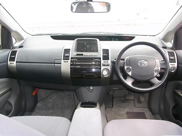トヨタ プリウス S 10thアニバーサリー HDDナビ フルセグTV HID
