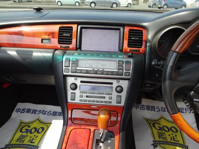 430SCV 黒革 WORK19インチAW RS-R車高調(22枚目)