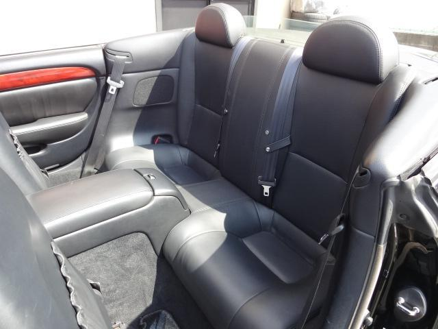 430SCV 黒革 WORK19インチAW RS-R車高調(24枚目)