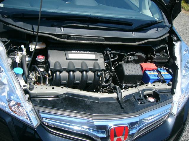 エンジン、オートマ(CVT)、ハイブリッド系、ハイブリッドバッテリーは良好です。
