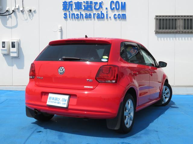 TSIコンフォートライン新車ワンオーナーHDDナビTVETC(3枚目)