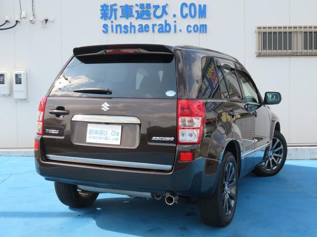「スズキ」「エスクード」「SUV・クロカン」「静岡県」の中古車3