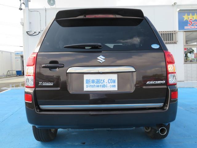 「スズキ」「エスクード」「SUV・クロカン」「静岡県」の中古車45