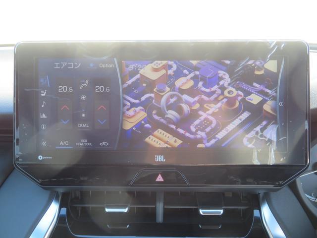 Z レザーパッケージ 登録済未使用車 T-ConnectSDナビTV 調光パノラマルーフ おくだけ充電 純正19AW インナーミラー パワーバックドア トヨタセーフティセンス 保証書取説完備(26枚目)