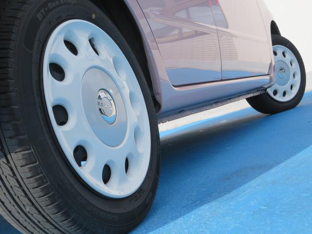 ココアプラスXスペシャルコーデ 純正SDナビ フルセグTV Bluetooth スマートキー エコアイドル クリアテール フォグランプ ルーフレール ウインカーミラー 専用シート ベンチシート(10枚目)