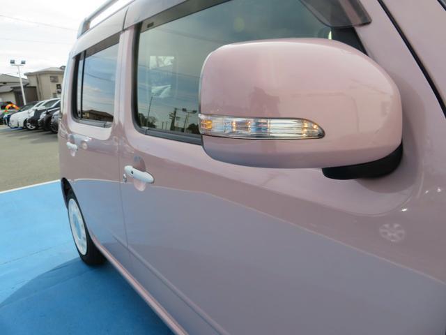 ココアプラスXスペシャルコーデ 純正SDナビ フルセグTV Bluetooth スマートキー エコアイドル クリアテール フォグランプ ルーフレール ウインカーミラー 専用シート ベンチシート(42枚目)