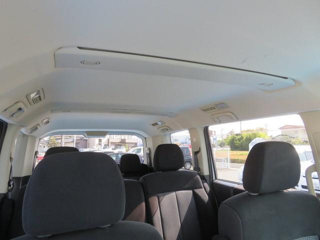 G ナビパッケージ 4WD JAOSマッドガード シートヒーター 純正HDDナビ フルセグTV ミュージックサーバー フロント&サイド&バックカメラ ETC パドルシフト 両側パワースライド キセノン タイミングチェーン(42枚目)