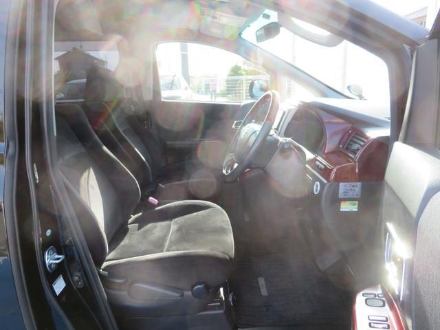 2.4Z プラチナムセレクション 車高調 純正アルミ ストラーダナビ フルセグTV Bluetooth 後席モニター バックカメラ ETC パワーバックドア 両側パワースライド スマートキー ウッド調コンビハン タイミングチェーン(15枚目)