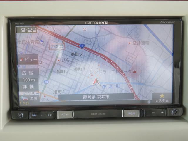 G カロッツェリアナビ フルセグTV Bluetooth キセノンライト スマートキー プッシュ式 専用シート ベンチシート 純正14インチAW オートライト アイドリングストップ タイミングチェーン(24枚目)