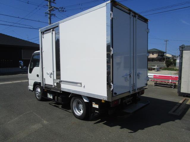 低温冷蔵冷凍車インジェクター交換済(3枚目)