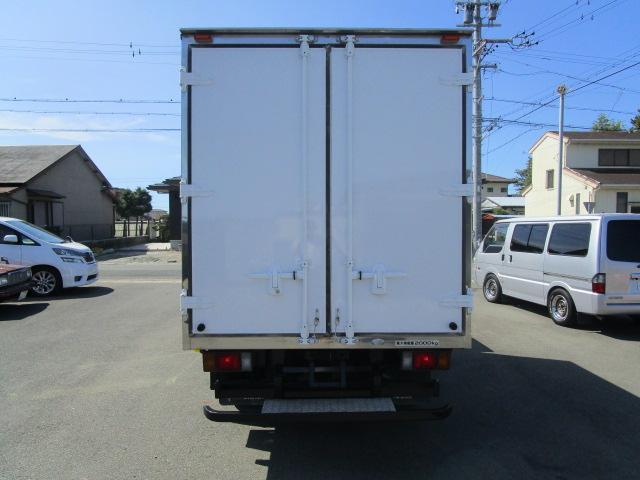 低温冷蔵冷凍車インジェクター交換済(4枚目)